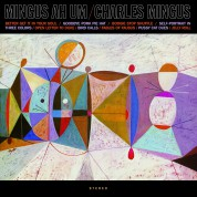 Charles Mingus: Mingus Ah Um - Limited Edition in Solid Blue Colored Vinyl. - Plak