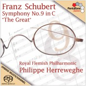 Philippe Herreweghe, Royal Flemish Philharmonic: Schubert: Symphony No. 9 in C ''The Great'' - SACD
