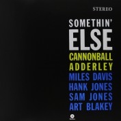 Cannonball Adderley: Somethin' Else - Plak