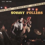 Sonny Rollins: Our Man in Jazz - CD