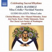 Ramirez: Misa Criolla / Navidad Nuestra / Missa Luba - CD