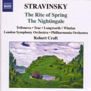 Robert Craft: Stravinsky: The Rite of Spring - The Nightingale - CD