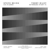 Çeşitli Sanatçılar: Steve Reich: Six Pianos & Terry Riley: Keyboard Study #1 - Plak