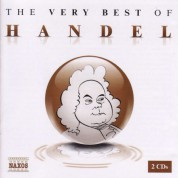 Çeşitli Sanatçılar: Handel (The Very Best Of) - CD