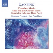 Gao: Shuo Shu Ren / Distant Voices / Cello Sonata No. 2 - CD