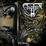 Asphyx: The Rack - CD