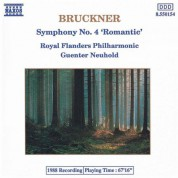 Bruckner: Symphony No. 4, 'Romantic', Wab 104 - CD