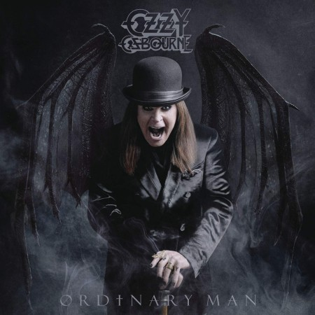 Ozzy Osbourne: Ordinary Man (Black, White & Grey Coloured Vinyl) - Plak