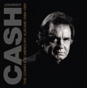 Johnny Cash: The Complete Mercury Albums 1986-1991 - Plak