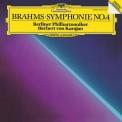 Herbert von Karajan, Berliner Philharmoniker: Brahms: Symphony No. 4 - Plak