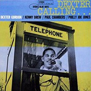 Dexter Gordon: Dexter Calling (45rpm-edition) - Plak