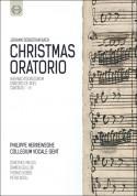 Philippe Herreweghe, Collegium Vocale Gent: J.S. Bach: Christmas Oratorio - DVD