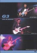 Joe Satriani, Steve Vai, Yngwie Malmsteen: G 3: Live In Denver - DVD