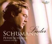Peter Schreier, Norman Shetler: Schumann: Lieder - CD