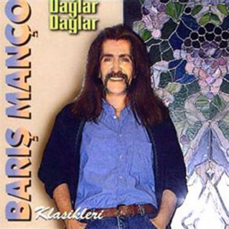 Barış Manço: Dağlar Dağlar - CD
