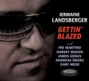 Jermaine Landsberger: Gettin' Blazed - CD
