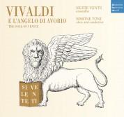 Simone Toni: Vivaldi: E l'Angelo di Avorio, Vol. 3 - CD