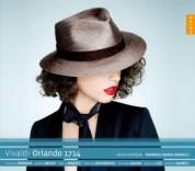 Riccardo Novaro, Romina Basso, Modo Antiquo, Federico Maria Sardelli: Orlando furioso - CD