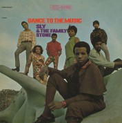Sly And The Family Stone: Dance To The Music - Plak