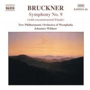Johannes Wildner: Bruckner: Symphony No. 9, Wab 109 - CD