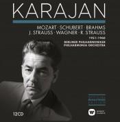 Herbert Von Karajan, Philharmonia Orchestra, Berliner Philharmoniker: Herbert von Karajan Edition 5 - German Romantic Orchestral Recordings 1951-1960 - CD