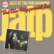 Ella Fitzgerald: Jazz At The Philharmonic (Remastered) - Plak
