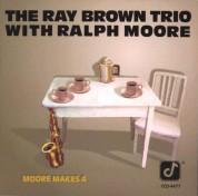 Ray Brown: Moore Makes 4 - CD