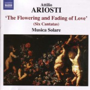 Musica Solara: Ariosti: 6 Cantatas / Locatelli: Trio Sonata in E Minor / Vivaldi: Trio Sonata in D Major - CD