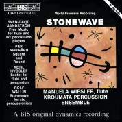 Manuela Wiesler, Kroumata Percussion Ensemble: Stonewave - music for percussion - CD