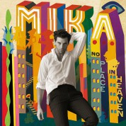 Mika: No Place In Heaven - CD