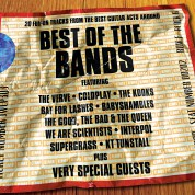 Çeşitli Sanatçılar: Best Of The Bands - CD