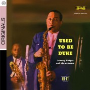 Johnny Hodges: Used To Be Duke - CD