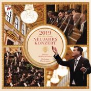 Wiener Philharmoniker, Christian Thielemann: New Year's Concert 2019 - Plak