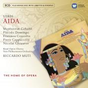 Montserrat Caballé, Plácido Domingo, Nicolai Ghiaurov, New Philharmonia Orchestra, Riccardo Muti: Verdi: Aida - CD