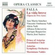 Falla: Vida Breve (La) - CD