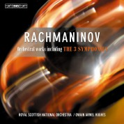 Royal Scottish National Orchestra, Owain Arwel Hughes: Rachmaninov: The Three Symphonies - CD