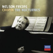 Nelson Freire: Chopin: The Nocturnes - CD