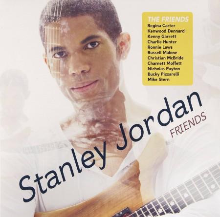Stanley Jordan: Friends - CD