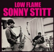 Sonny Stitt: Low Flame + Feelin's - CD
