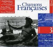 Çeşitli Sanatçılar: Chanson Francaises Volume 3 - CD