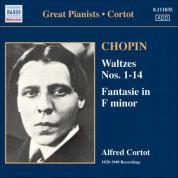 Chopin: Waltzes Nos. 1-14 / Fantasie (Cortot, 78 Rpm Recordings, Vol. 2) (1933-1949) - CD