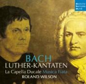 Roland Wilson, Musica Fiata: J.S. Bach: Luther - Kantaten - CD