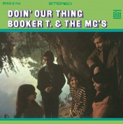 Booker T. & M.G.'s: Doin' Our Thing - Plak