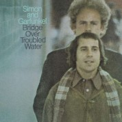 Simon & Garfunkel: Bridge Over Troubled Water (Clear Vinyl) - Plak