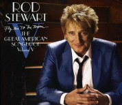 Rod Stewart: Fly Me To The Moon The Great American - CD
