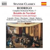 Rodrigo: Retablo De Navidad (Complete Orchestral Works, Vol. 7) - CD