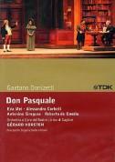 Eva Mei, Alessandro Corbelli, Gérard Korsten, Stefano Vizioli, Teatre del Liceu Orchestra: Donizetti: Don Pasquale - DVD