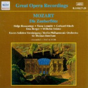 Mozart: Zauberflote (Die) (The Magic Flute) (Beecham) (1937-1938) - CD