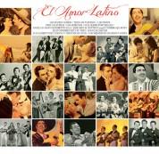 Çeşitli Sanatçılar: El Amor Latino - Plak