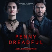 Abel Korzeniowski: Penny Dreadful (Limited Edition - Red Vinyl) - Plak